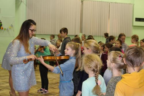 Koncertlekcija sākumskolai